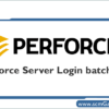 perforce-server-login-batch-file