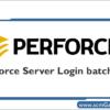 perforce-server-login-batch-file
