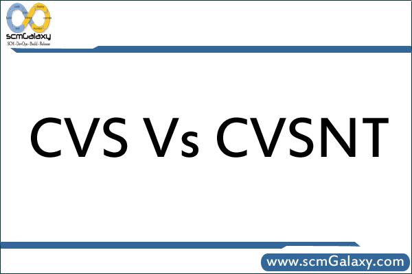 cvs-vs-cvsnt