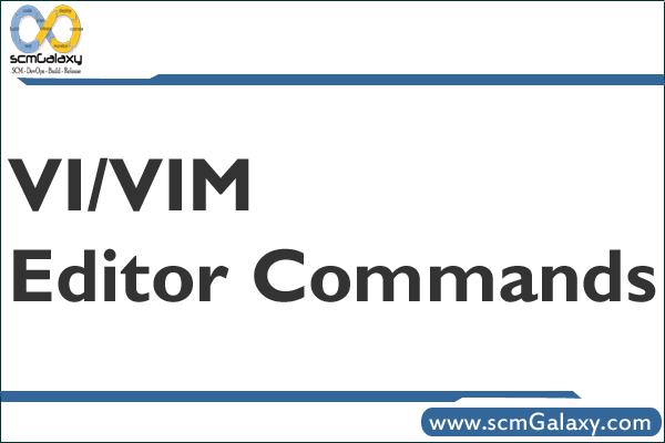 vi-vim-editor-commands