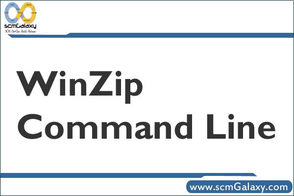winzip-command-line
