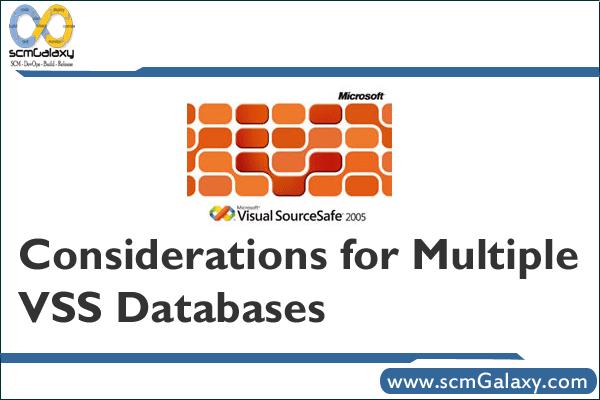 multiple-vss-databases