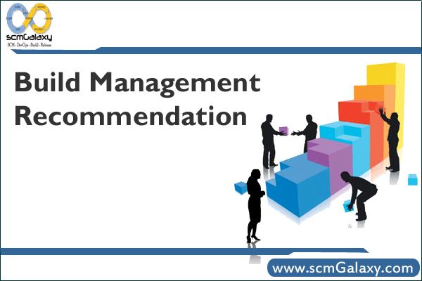 build-management-recommendation
