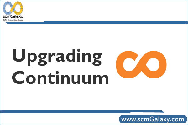 continuum-upgrade