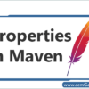 properties-in-maven