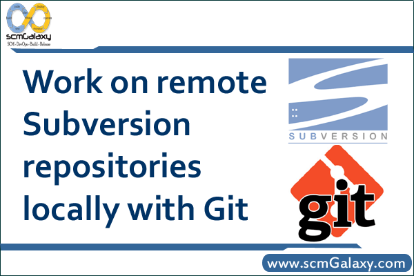 remote-subversion-git