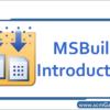 msbuild-introduction