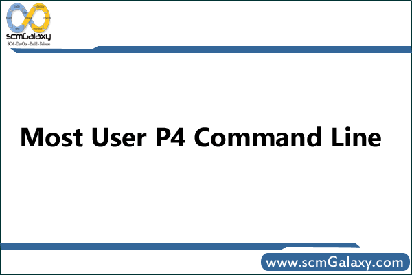 p4-command-line