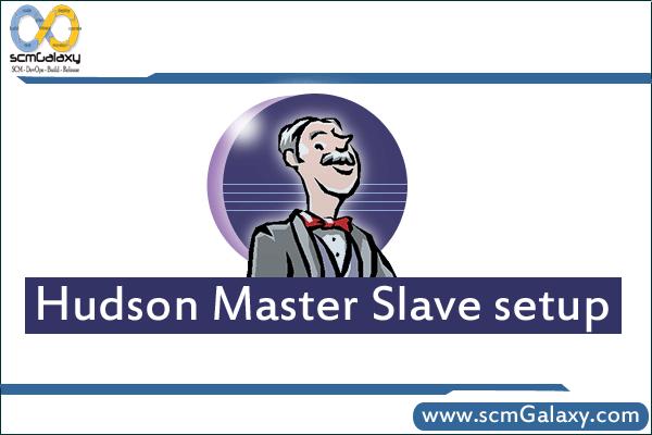 hudson-master-slave-setup