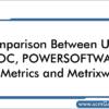 ucc-vs-cloc-vs-powersoftware-vs-ez-metrics-vs-metrixware
