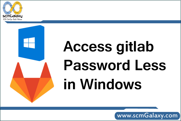 gitlab-password-less-in-windows