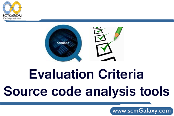 code-analysis-tools-evaluation-criteria
