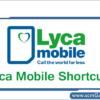 lyca-mobile-shortcuts