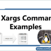 xargs-commands