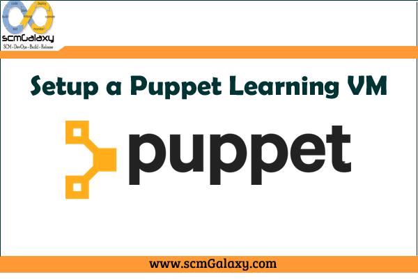 setup-a-puppet-learning-vm
