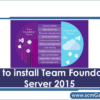 team-foundation-server-2015-installation
