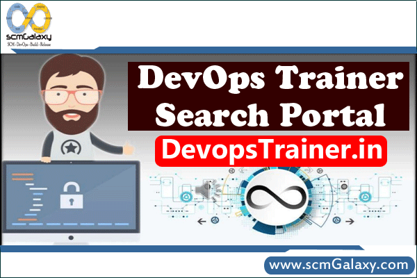 devops trainer search portal