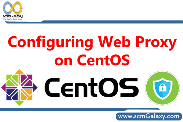 web-proxy-on-centos