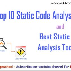 Top 10 Static Code Analysis Tools