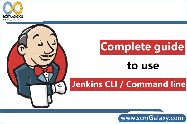 jenkins-cli-command-line