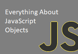 Everything about js Object