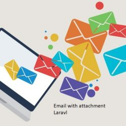 Laravail send mail with attachment