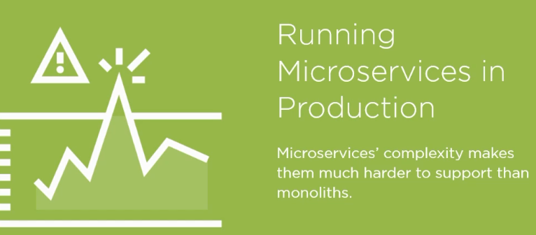 running microservices in production