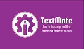 My Logo for TextMate — Steemit