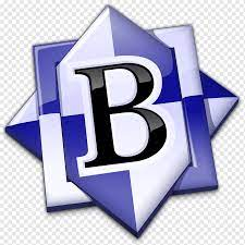 BBEdit macOS Text editor, others, text, logo, electric Blue png   PNGWing